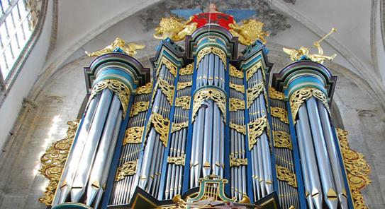 Orgelfestival Breda