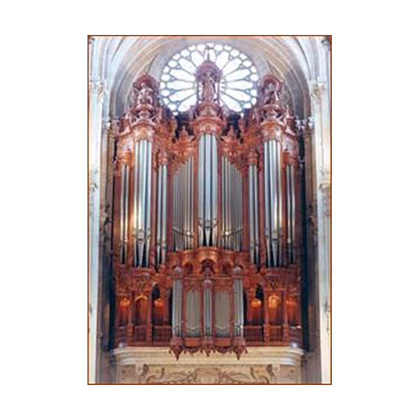 Van den Heuvel – Orgelbouw